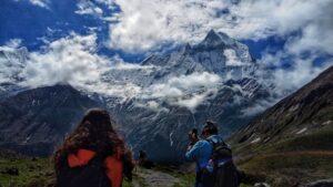 Annapurna Base Camp trek-9days